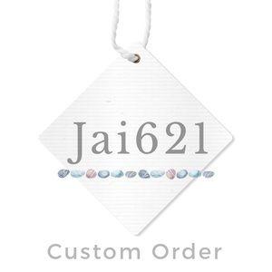 Custom Order for Jai621